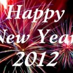 Happy New Year Welcome 2012