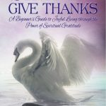 New Books Release: Simply Give Thanks and Simply Give Thanks Gratitude Journal