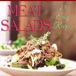 New book – Meat Salads 25 Easy Recipes (Simply Splendid Series Book 3)