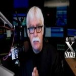 Telephone interview tonight at X Zone Radio