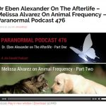 I'm a guest on the Jim Harold Paranormal Podcast