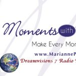 My interview on Moments with Marianne - May 11